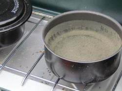 boiling water in Alaska