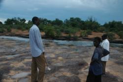 Abdrahamane fofana at Banambani